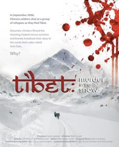 Tibet: Murder in the Snow movie poster