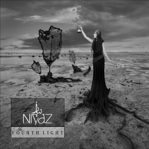 """The Fourth Light"" album cover by Dariusz Klimczak."