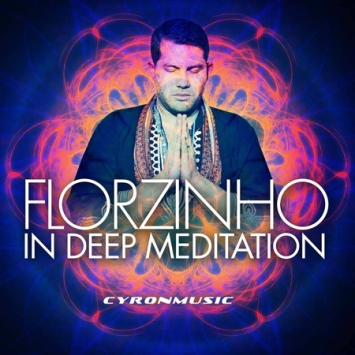 "In Deep Meditation with Florzinho. ""Ohhmmm...."""